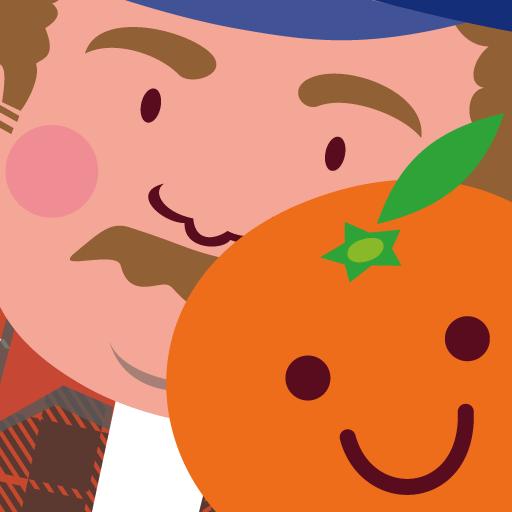 ジョージのオレンジ 休閒 LOGO-玩APPs
