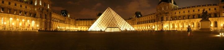 Musee  du Louvre di Luigi Segatori