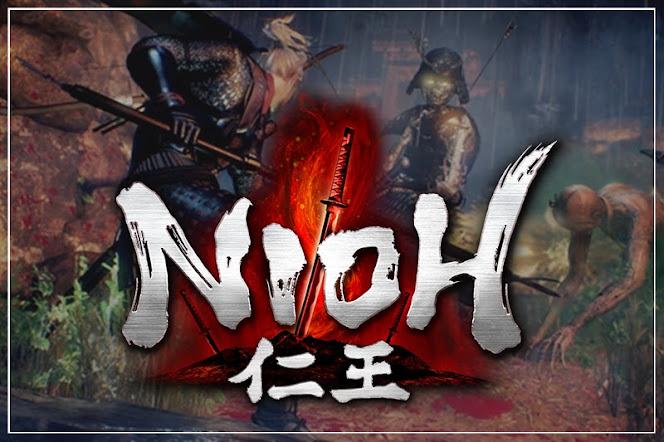 [Nioh] เปิด Pre-Order ก่อนลุยจริง 9 กุมภาพันธ์ 2560!!