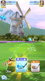 Golf Rival Screenshot