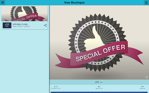 Vue Boutique screenshot 3