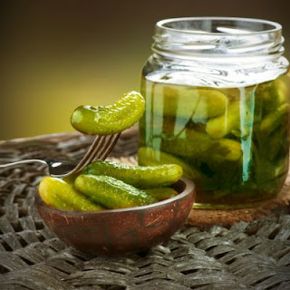 Homemade Claussen Pickles