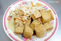 林記臭豆腐、大腸麵線