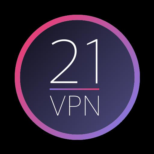 21VPN - Unlimited & Free VPN