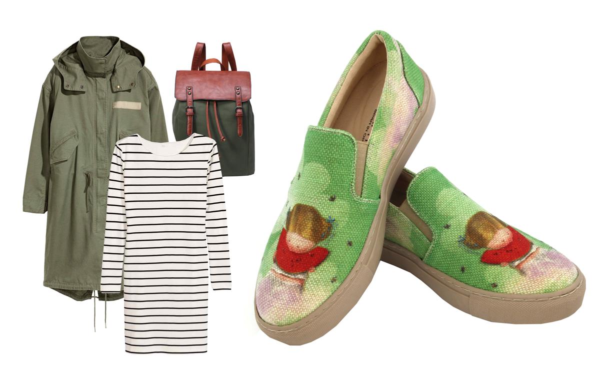 Обувь: L.A.P.T.I. x GAPCHINSKA