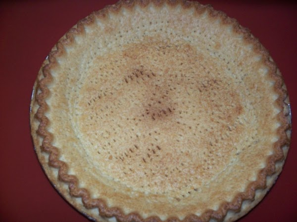 Bake pie crust and cool completely. Sometimes I use a graham cracker crust instead....