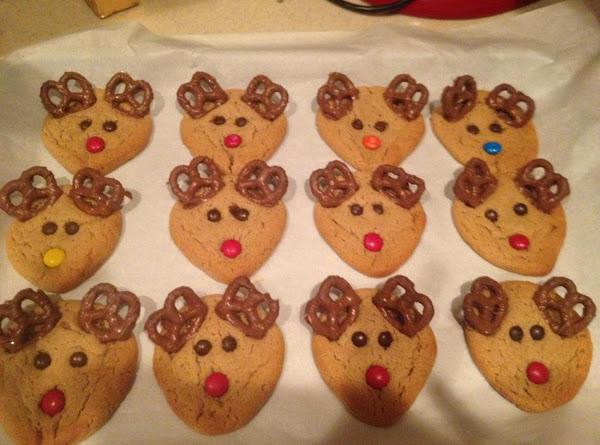 Reindeer Cookies Recipe