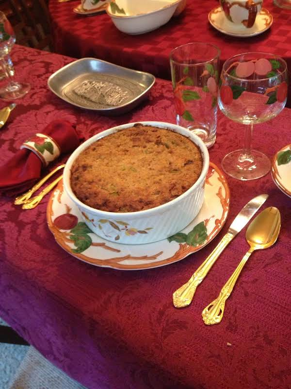 Heirloom Cornbread Dressing Recipe