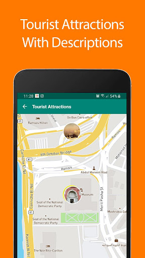 Download Cairo Offline Map and Travel Guide 1.35 1