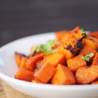 Roasted Sweet Potatoes With Cumin Recipes