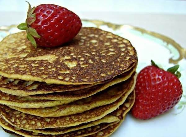 This Lovely Photo Is Not Mine. I Eat Them So Fast, I Can't Remember To Take A Picture Before They Are All Gone. Grain And Flour Free Pumpkin Pancakes Or Crepes