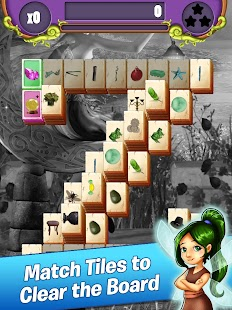 Mahjong Magic Lands: Fairy King's Quest - náhled