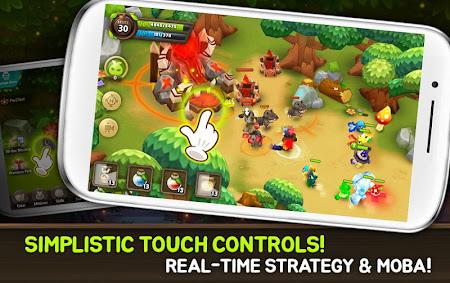 Plants War 2 1.0.6 screenshot 498456