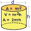 Cylinder Calculator icon