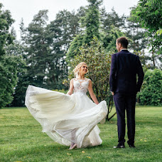 Wedding photographer Olga Shiyanova (oliachernika). Photo of 18.04.2018
