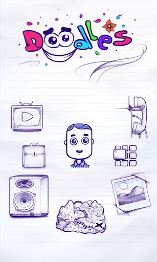 Doodles GO Launcher