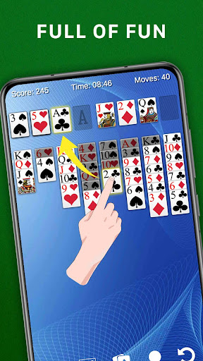AGED Freecell 1.0.4 screenshots 2