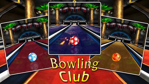 Bowling Club : Roller Ball Games APK MOD screenshots 2