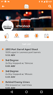 OpenTap - Local Beer Finder- screenshot thumbnail