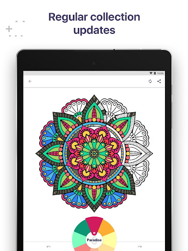 Coloring Book for Me & Mandala Screenshot