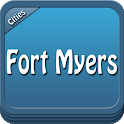 Fort Myers Offline Map Guide icon