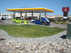 Photo: In Grand Junction, 20+ Vipers needed gas just as we did. We saw some of them 5 days later headed east on I-70 in Utah.