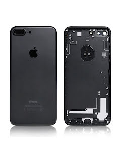 iPhone 7 Plus Housing without small parts HQ Black
