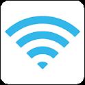 Portable Wi-Fi hotspot icon
