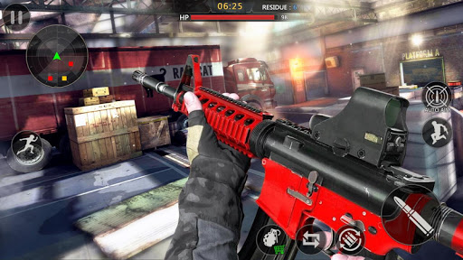 Commando Action : PVP Team Battle - Free Game 1.1.2 screenshots 9