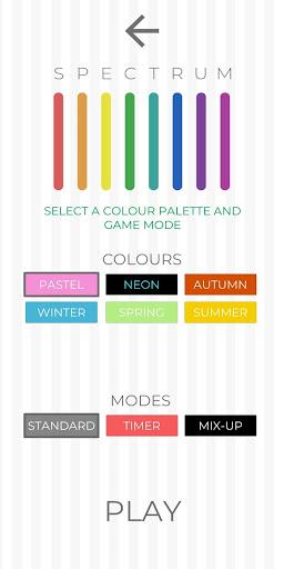 Spectrum: Colour Matching Game screenshot 3