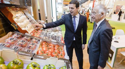Sabores Almería deslumbra en Fruit Attraction gracias a la innovación agrícola