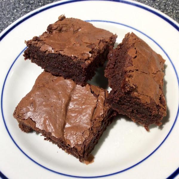 Double Chocolate Brownies Recipe