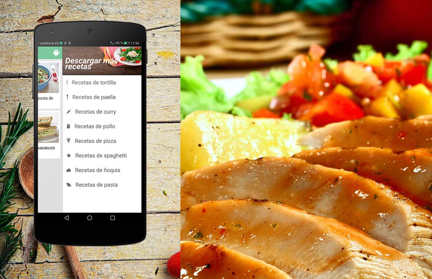 Recetas De Cenas Ligeras Para Perder Peso Aplicaciones De  ~ Cenas Ligeras Para Bajar De Peso