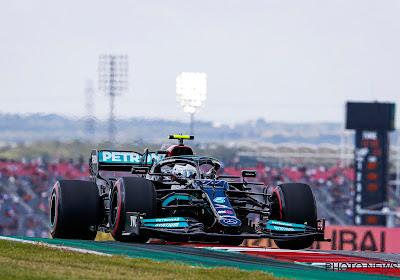 UPDATE: Mercedes en Red Bull zetten elk een toptijd neer op eerste trainingsdag in de Verenigde Staten