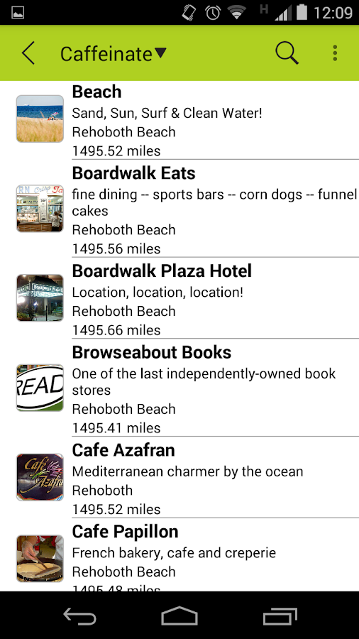Rehoboth In My Pocket- screenshot