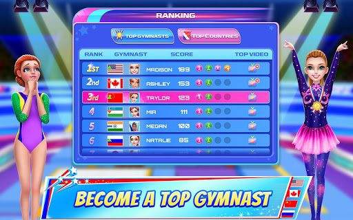 Gymnastics Superstar - Spin your way to gold! 1.2.1 Cheat screenshots 5