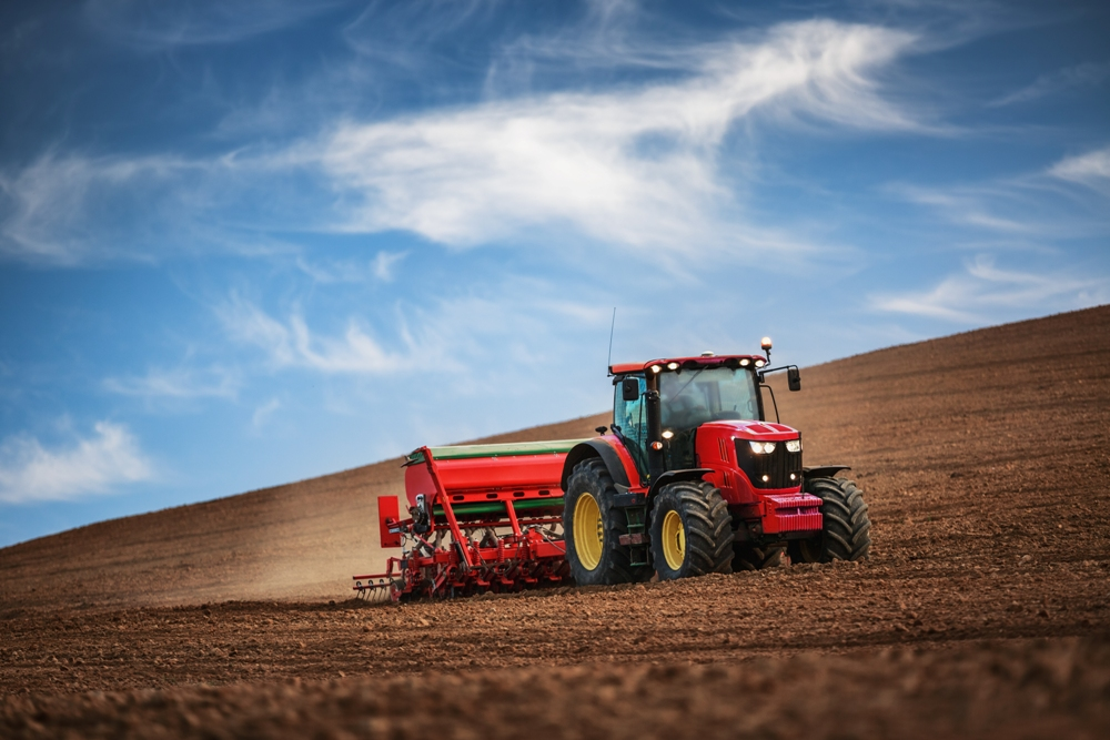 We need to convince our youth that farming is very 21st century