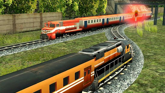 Train Racing Games 3D 2 Player 7
