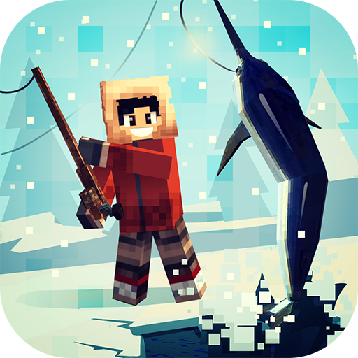 Ice Fishing Craft: Ultimate Winter Adventure Games