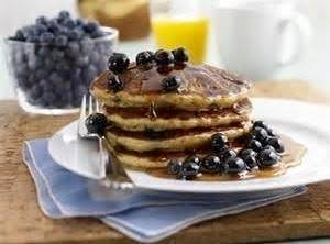 Blueberry Buckwheat Pancakes Just A Pinch Recipes