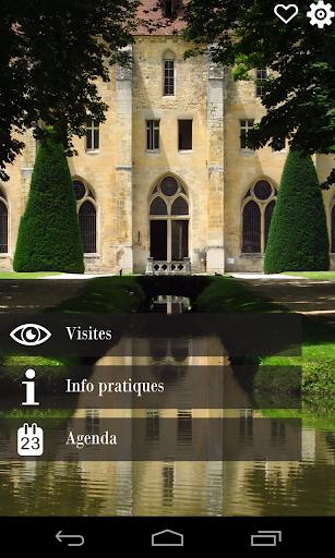 Royaumont - visite de l'abbaye