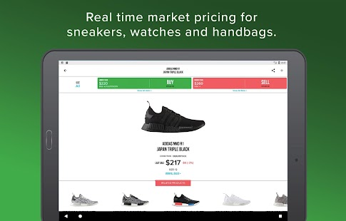 StockX - Buy & Sell Sneakers, Watches and Handbags- screenshot thumbnail
