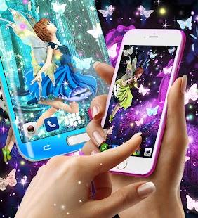 Fairytale live wallpaper - náhled