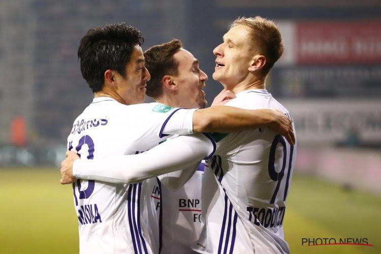 Vanhaezebrouck insatisfait de certains joueurs à Anderlecht