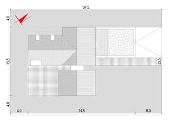 House X03 - Sytuacja