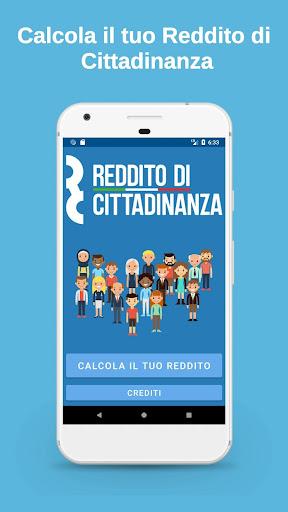 Reddito di Cittadinanza App screenshot 1