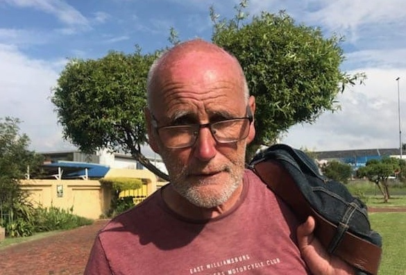 Irishman Stanley Currie will be able to return home from South Africa soon, thanks to the generosity of strangers who helped track him down in Gauteng. They have donated money to fund his return.