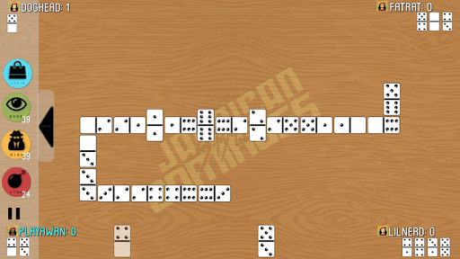 Jamaican Style Dominoes  gameplay | by HackJr.Pw 6