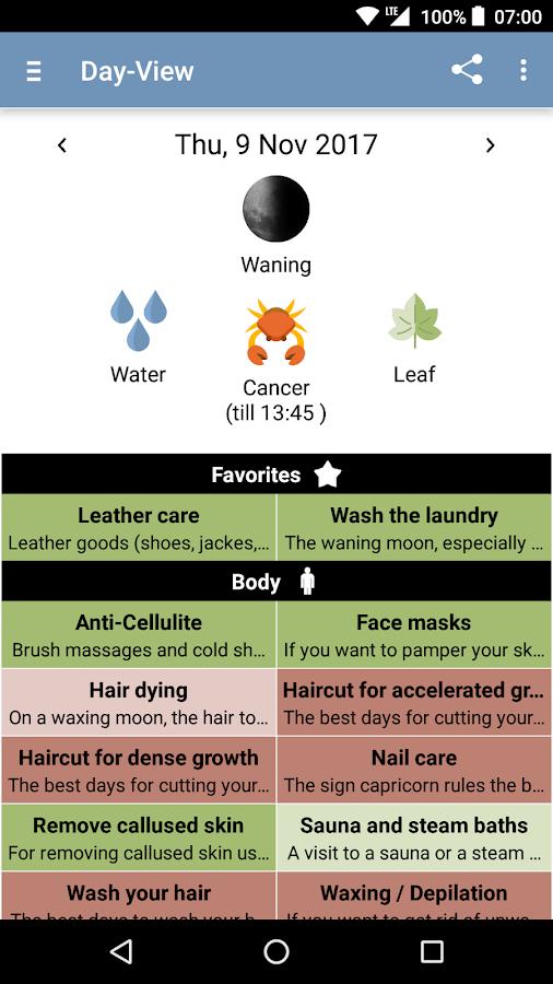 Moon Calendar February 2020 Haircut Moon Calendar   Moony – Android Apps on Google Play