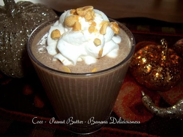 Coco ~ Peanut Butter ~ Banana Deliciousness Recipe